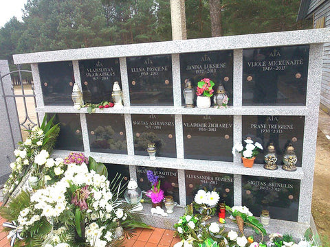 Selecting A Cremation Urn For A Columbarium Niche Oneworld Memorials