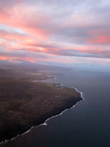 Iceland Long Sunset