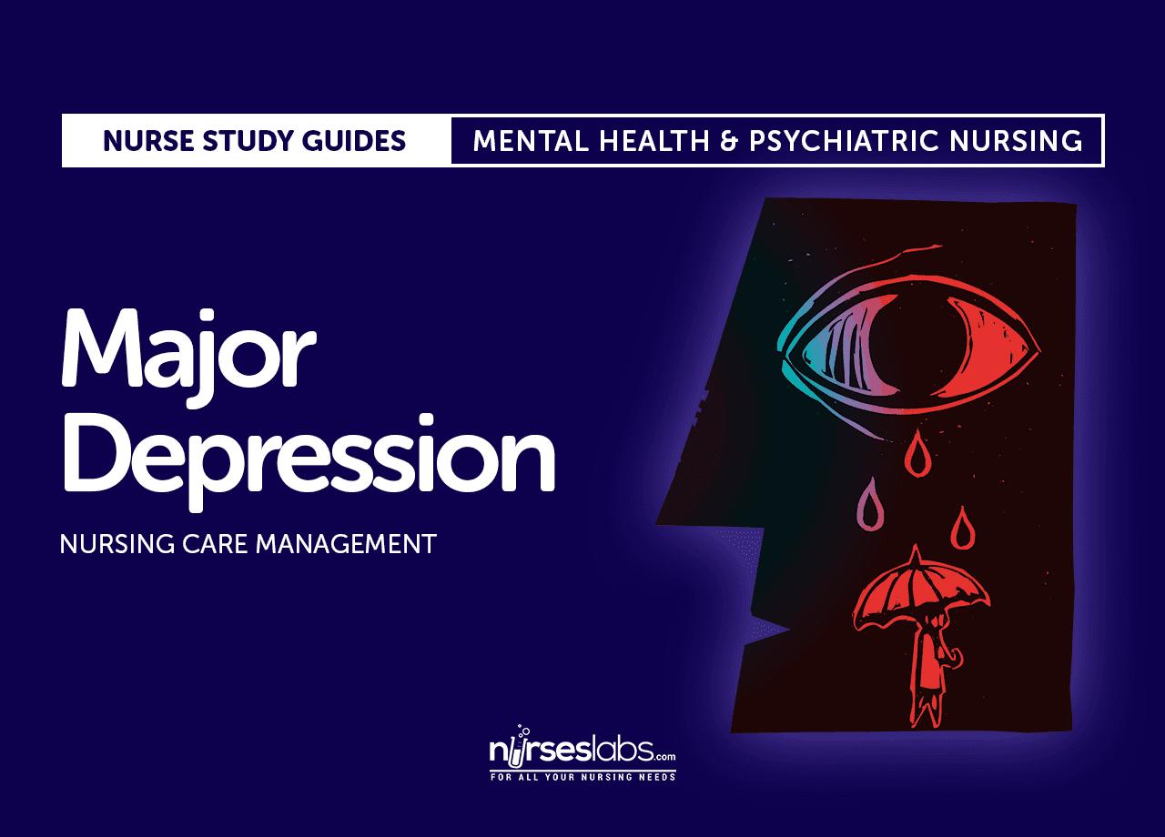 Major Depression Nursing Care Management