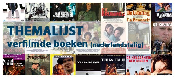 Bekende Citaten Uit Boeken : Bibliotheek kortrijk themalijst verfilmde boeken