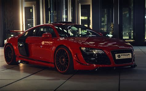 Audi R8 photos #11 on Better Parts LTD