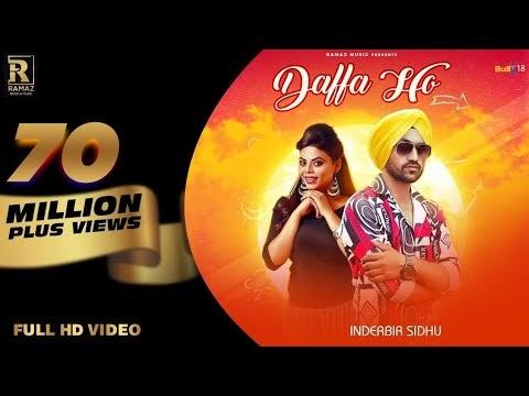 Daffa Ho (Official Video)   Inderbir Sidhu   Latest Punjabi Songs 2019/20   Ramaz Music