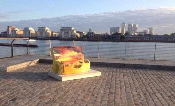Bookbench (Londres 2014)