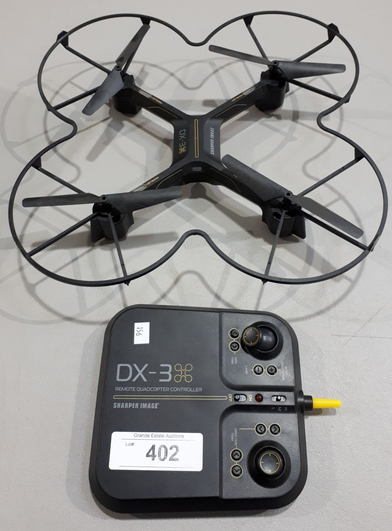 Sharper Image Dx 3 Drone