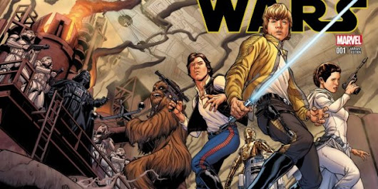 Marvel's Star Wars #1 To Sell Over 1 MILLION Copies