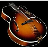 Gibson Custom Shop CSL5SLRSBGH1 Lee Ritenour L5 Signature Hollow-Body Electric Guitar, Sunburst
