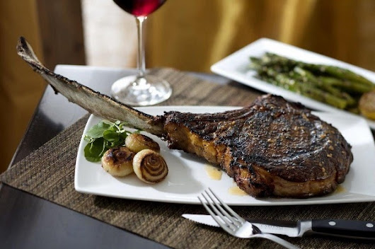 Whats For Lunch: Capital Grille Chicago Stakes and More