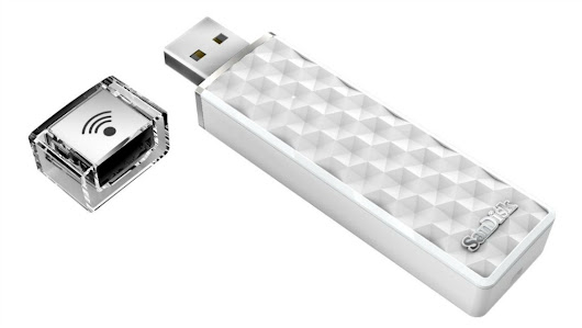 200 GB version of wireless pendrive announced by Sandisk - TechTurismo