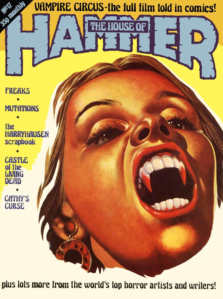 House Of Hammer Magazine - Issue 17 (1980)