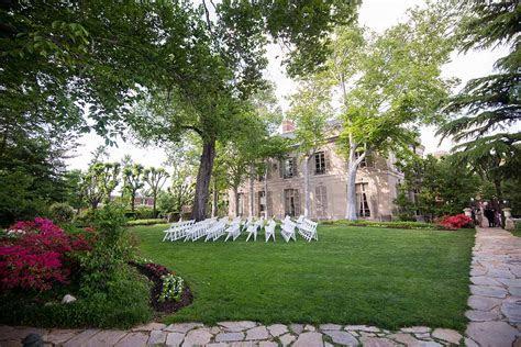 Meridian House DC wedding photos