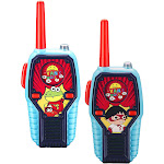 Ryans World Walkie Talkies, Lights & Sounds - 2 walkie talkies