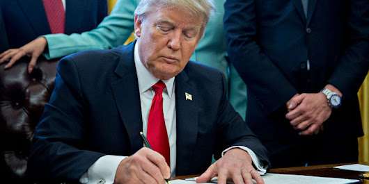 Trump may soon sign executive order re-vamping H-1B visa program