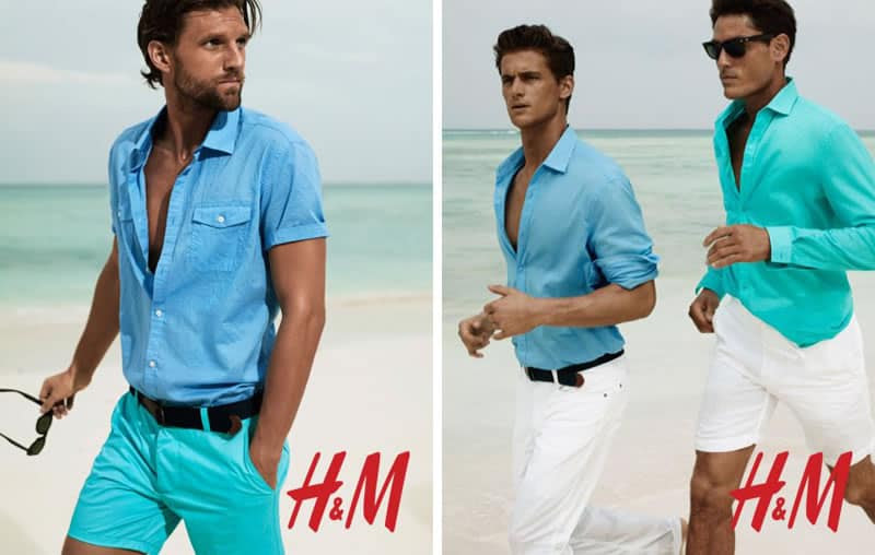 H&M Season of Sun Collection