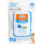 Munchkin Arm & Hammer Pacifier Wipes - 36 count