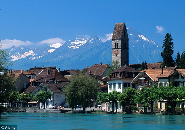 Switzerland has been named as the costliest place to live in the world by movehub - resource for those who wish to move abroad