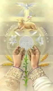 Consecrated Hands