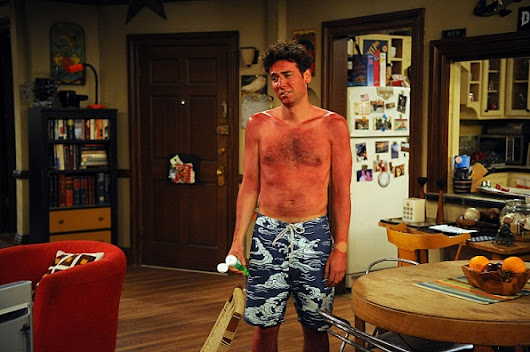 7. Ted Mosby - How I Met Your Mother