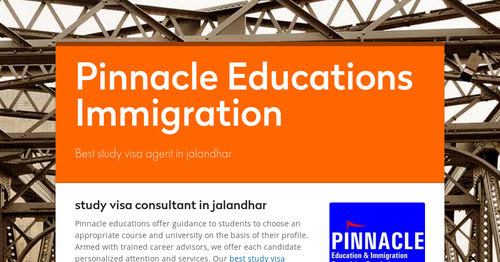 Pinnacle Educations Immigration