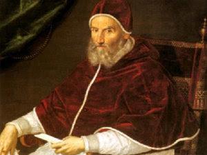 Modificarea calendarului iulian a fost decretată de către Papa Grigore al XIII-lea (Imagine: Wikipedia)