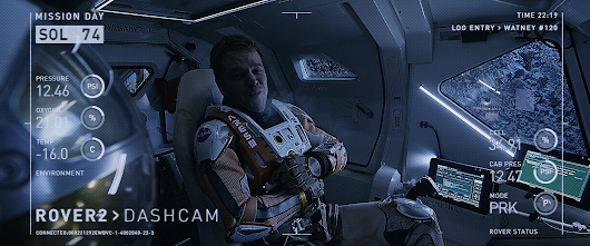 Staying warm with a box of radiation on 'The Martian' - Science vs Hollywood
