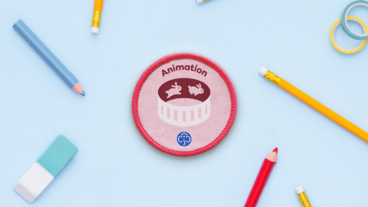 Animation Becomes New Activity Badge for Girl Guides UK