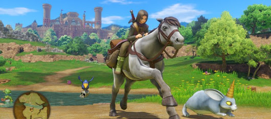 Dragon Quest XI Sold over Two Million Copies in just 48 hours in Japan - Technology News & Reviews For Smart Phones, Tablets, Laptops, T.v - TECHTOYREVIEWS