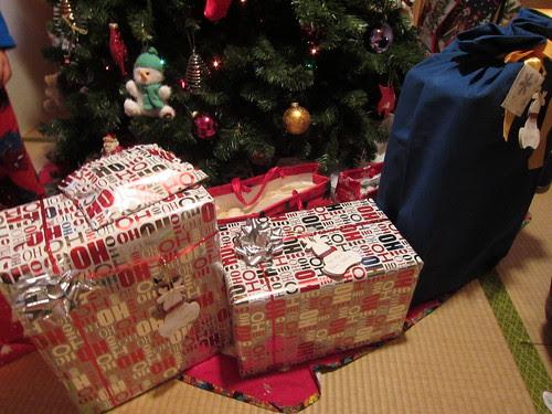 presents from santa!