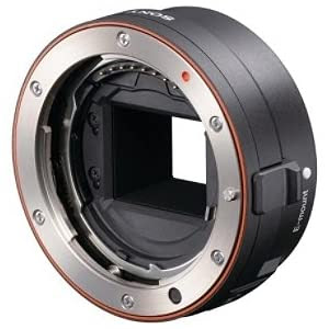sony alpha nex la-ea1 lens adapter