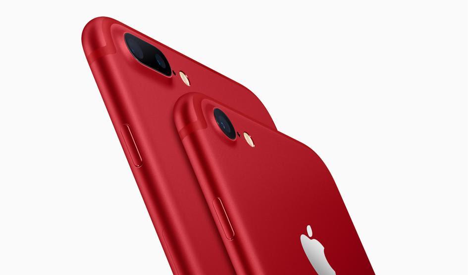 Apple lanza un nuevo iPad de 9,7 pulgadas por 399 euros y un iPhone 7 rojo