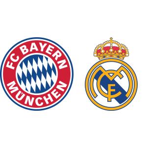 Bayern Munchen Vs Real Madrid H2h