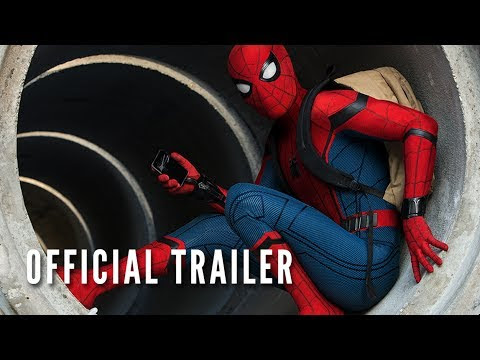 Spider-Man Homecoming: New Trailer