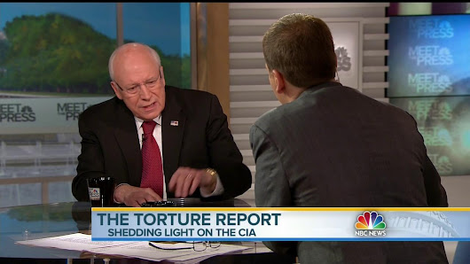 Cheney on the Senate Intelligence Report