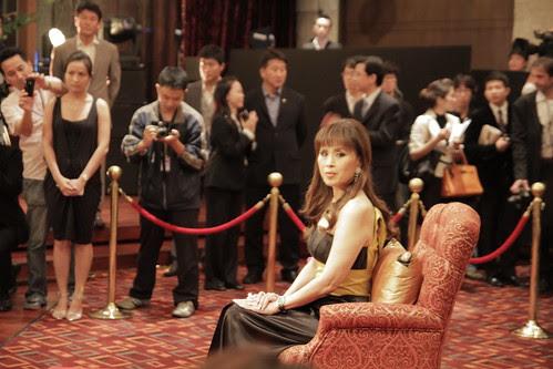 Princess Ubol Ratana at the Thai Reception of Pusan International Film Fest 2010