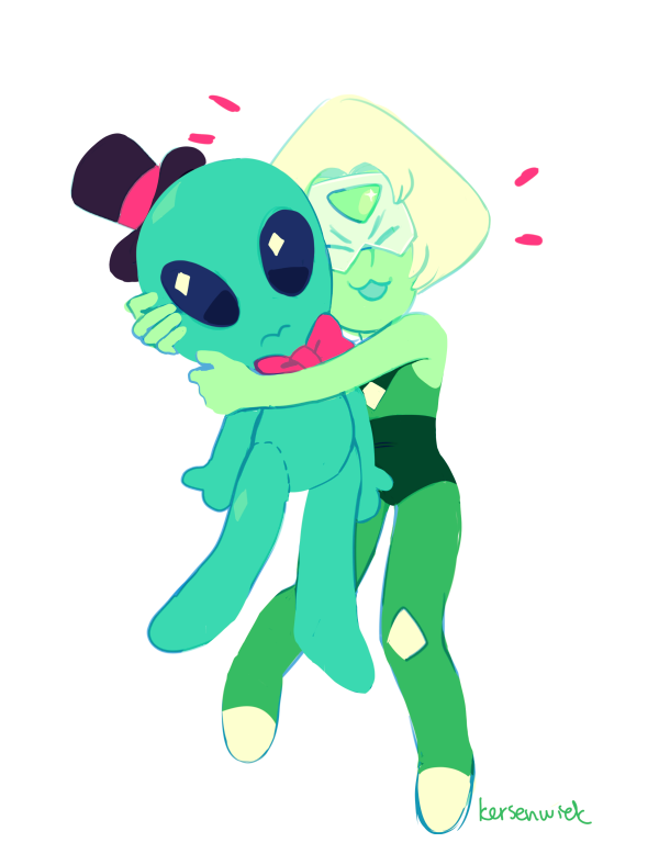 new alien friend!