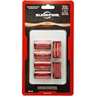SureFire 123A Lithium Battery, 3V - 6 pack