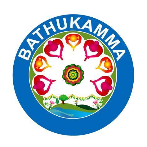 bathukamma festival new logo on the fesitival of