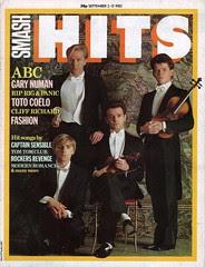 Smash Hits, September 2, 1982