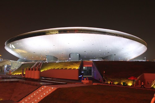the Culture Center,Expo 2010 Shanghai China   IMG_0923