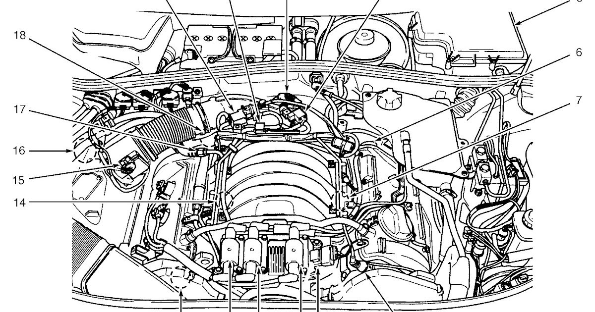 2004 Audi A4 Engine Diagram