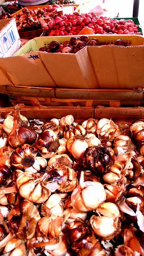 imbi market smoked garlic