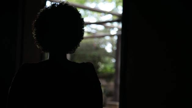 "Chance for Kenya to Make Amends for Post-Election Sexual Violence - Frida Njeri (not her real name), 27, was raped by a man she said wore ""combat trousers"" in the presence of her 12-year-old son. Like many women Human Rights Watch interviewed, she did not report the sexual assault to the police because she did not know the attackers and feared retaliation. Credit: Bonnie Katei for Human Rights Watch"