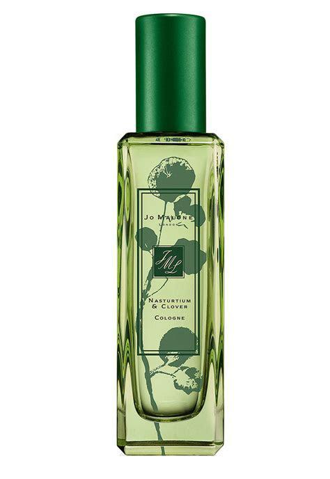 Nasturtium & Clover Jo Malone perfume   a new fragrance