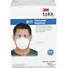 3M Particulate Repirator - 10 pack
