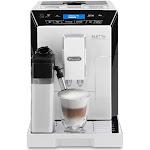 De'Longhi Eletta Fully Automatic Espresso Cappuccino and Coffee Maker, White