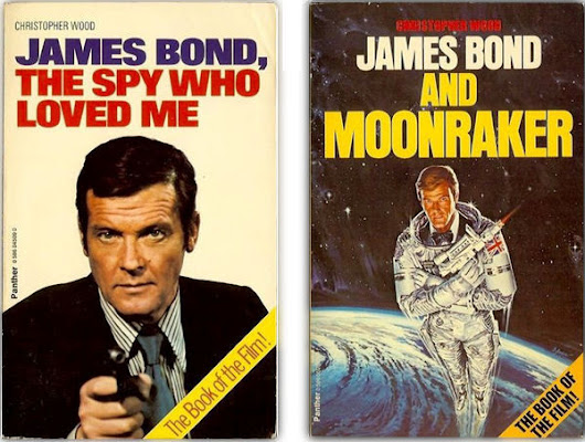 The Bond Novelizations – Part I: The Spy Who Loved Me and Moonraker