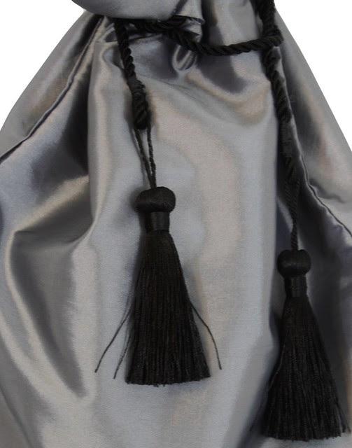 lingerie bag tassels