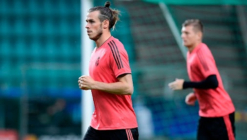 Gareth Bale receives support from Real Madrid boss Julen Lopetegui: Real Madrid boss Julen Lopetegui...