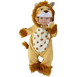Princess Paradise Safari Lion Infant Costume