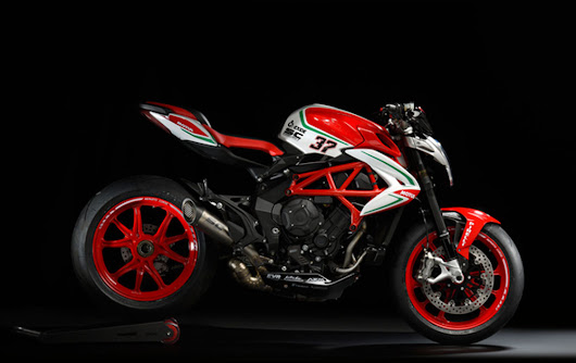 MV Agusta is Recalling Certain Motorcycles Due to Fork Axle Carrier Defect May Cause Loss of Control
