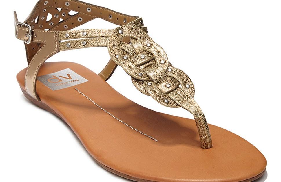2c513f2701da Gold Sandals Dolce Vita ~ Gold Sandals